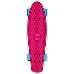 Penny Floor Pink sticker