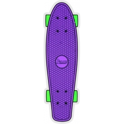 Penny Floor Purple sticker