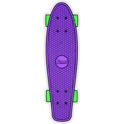 Penny Floor Purple sticker