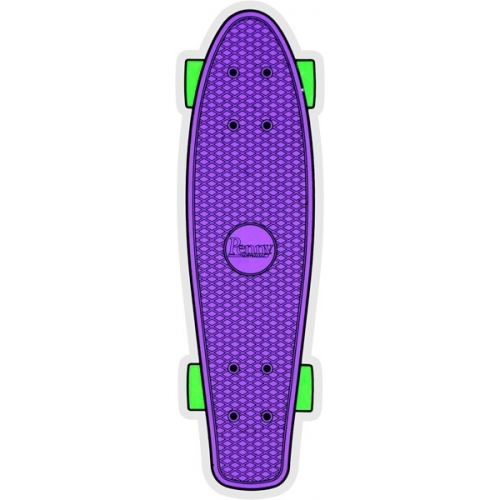 Floor Purple