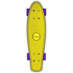 Penny Floor Yellow sticker