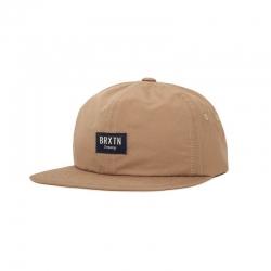 Hoover II Cap - Dark Khaki