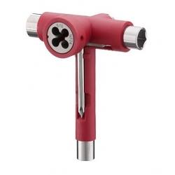 Independent Beste skate tool - rood tool