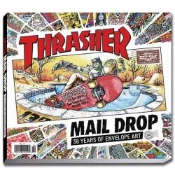 Thrasher Mail Drop Book bookstore