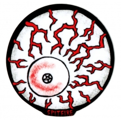 Spitfire Eye - Neckface sticker
