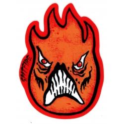 Spitfire Bighead - Neckface sticker
