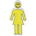 Smiley yellow