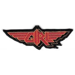 Girl Wings patch