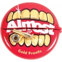 Allen 0.875 Pouce Gold Mouth