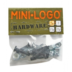 Mini Logo Cruciform 0.875 Inch screws