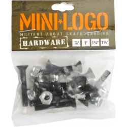 Mini Logo Cruciform 1.5 Inch screws