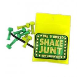 Shake Junt Allen 1 Green Yellow screws