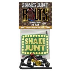 Shake Junt Pro Allen 0.875 Zion Wright visserie