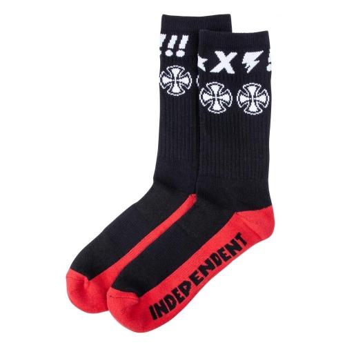 Independent - Socks - Ante Sock - Black