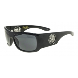 Black Flys Racer Fly / Christian Fletcher Model S.Blk / Smk sunglasses