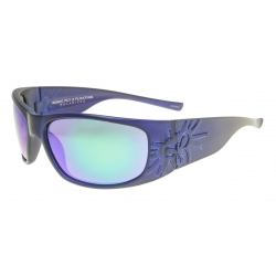 Black Flys Sonic Fly 2 Floating Polarized M.Blue/Blue Mirror lunettes-de-soleil