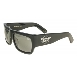 Black Flys Casino Flys S.Blk/Smk lunettes-de-soleil
