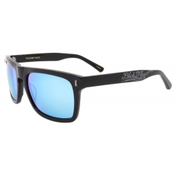 Black Flys Flyamivice S. Blk / Blue Mirror sunglasses