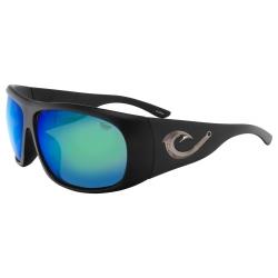 Black Flys Tahitian Hooker M.Blk/Blue Mirror lunettes-de-soleil