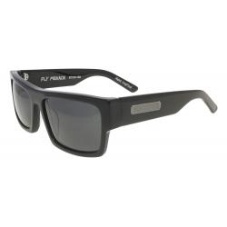Black Flys Fly Menace S.Blk/Smk lunettes-de-soleil