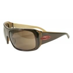 Black Flys Fly 4 Life S.Brn/Brn / Original Handmade lunettes-de-soleil