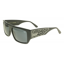 Black Flys Sci Fly 7 S.Blk/Smk lunettes-de-soleil