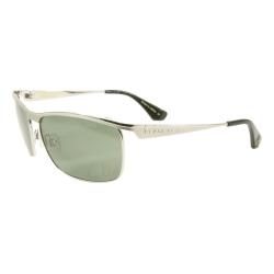 Black Flys Fly First Class Sil/G15pol lunettes-de-soleil