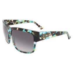 Black Flys Free Flying Blue Tort/ Smoke lunettes-de-soleil