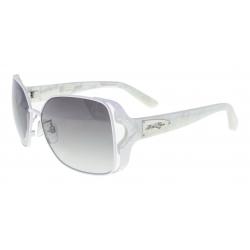 Black Flys Fly Toast White Pearl / Grn Grad lunettes-de-soleil