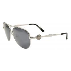 Black Flys Fly Caliber Antiquesil/Smk lunettes-de-soleil