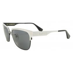 Black Flys Fly Kennedys S.Wht/Smk lunettes-de-soleil