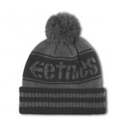 Etnies Arena Pom - Gray Heather beanie