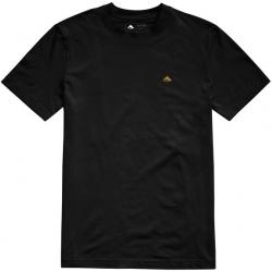 Emerica Mini Ícone Preto Ouro camiseta