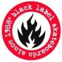 1988 Flame Dot - Black
