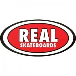 Real oval - Logo