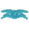 Spray Eagle - Green Teal - Large