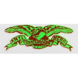 Anti-Hero Spray Eagle - Blue Burgondy - Large sticker