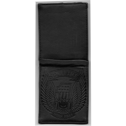 Spitfire Wheels Layered Wallet - Black porte-monnaie