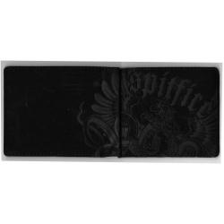 Spitfire Wheels Overload Wallet - Black porte-monnaie