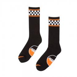 Bronson Victory Lap Crew Black socks