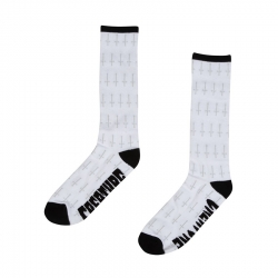 Creature Holy Crosses Crew Black socks