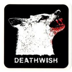 Deathwish Skateboards Wolf Blood sticker