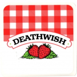 Deathwish Skateboards Strawberry sticker