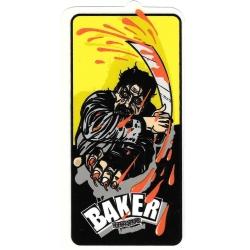 Baker cutter sticker