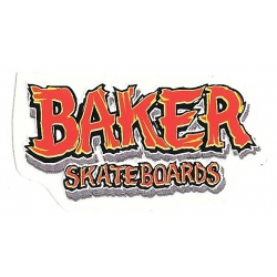 Baker redwood s sticker
