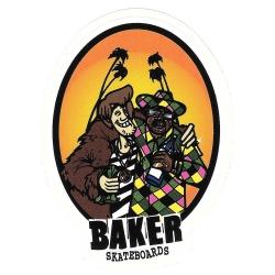 Baker samy palmer sticker