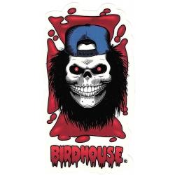 Birdhouse Skateboards bloody hell sticker