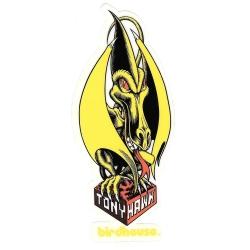 Birdhouse tony hawk dragon sticker