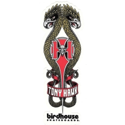 Birdhouse tony hawk emblem sticker