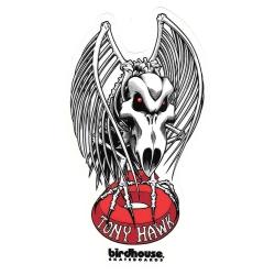 Birdhouse tony hawk skull sticker